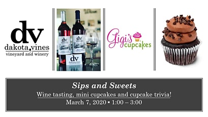 Sips and Sweets tickets