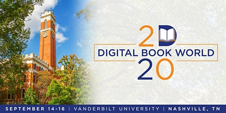 Digital Book World 2020 tickets