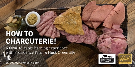 How To Charcuterie!  tickets