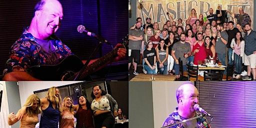 Bruce, The Piano Man @ MashCraft Fishers