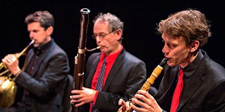 Het Apollo Ensemble  -  Opera Vestas Feuer een unieke première én Egmont tickets