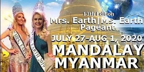 Mrs. Earth / Ms. Earth 2020 tickets