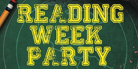 READING WEEK PARTY @ FICTION NIGHTCLUB   FRIDAY FEB 21ST tickets