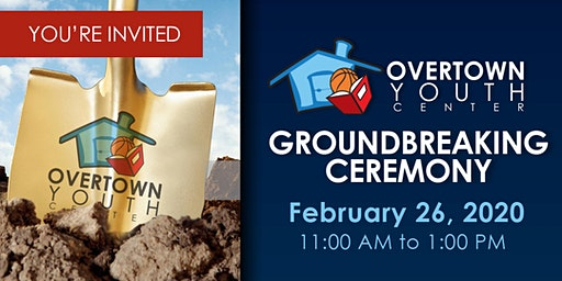 Overtown Youth Center Groundbreaking Ceremony