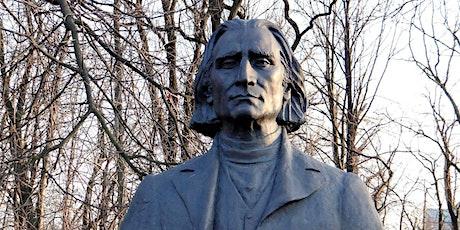 Winnaar Lisztconcours - Beethoven gezien door de ogen van Liszt tickets