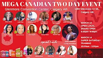 Calgary MEGA Event