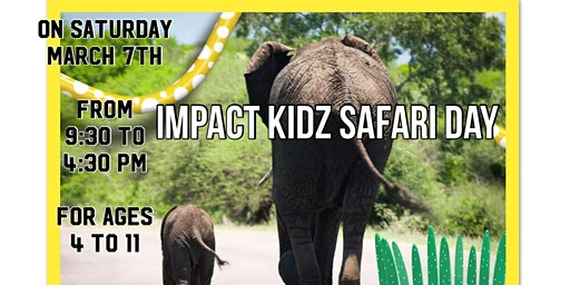 Impact Kidz Safari Day