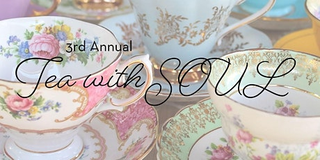 Tea with SOUL tickets