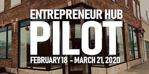 Entrepreneur Hub Pilot: Coworking Open Hours