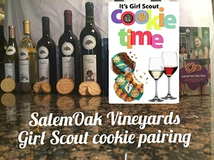 Girl Scout Cookie Pairing! tickets
