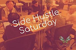 Side Hustle Saturday at WingSpace in Prescott
