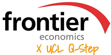 UCL Q-Step X Frontier Economics tickets