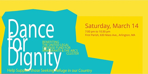 Dance for Dignity:  A Benefit for Local Refugees