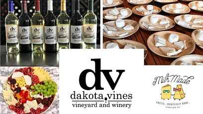 Wine and Cheese Pairing tickets