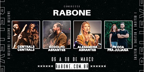 Congresso Jovem RABONE - I Believe ingressos