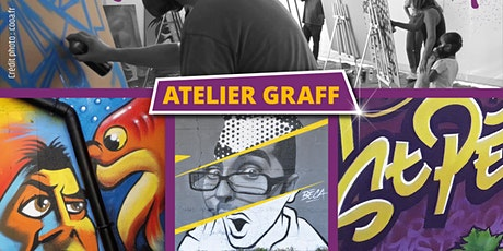 Atelier graff • Foire de Lyon billets