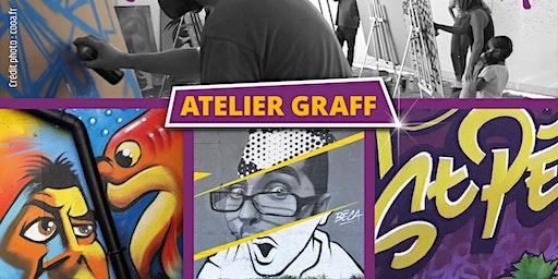 Atelier graff • Foire de Lyon