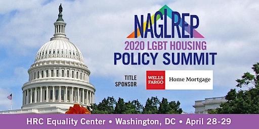 2020 NAGLREP LGBT Housing Policy Summit