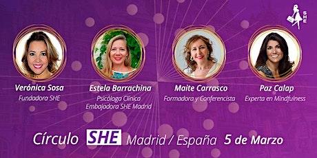 Círculo de Negocios SHE Madrid entradas