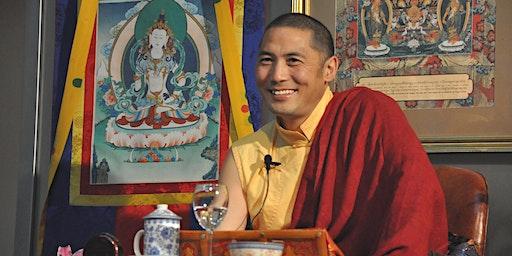 H. E. Dza Kilung  Rinpoche is offering a Men's Retreat
