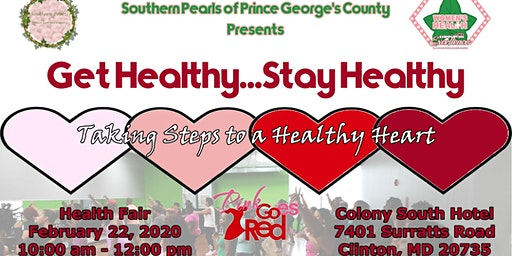 Go Red Community Health Fair