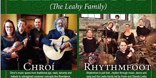 The Sounds of Westminster presents Celtic Roots