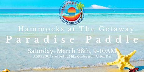 Paradise Paddle tickets