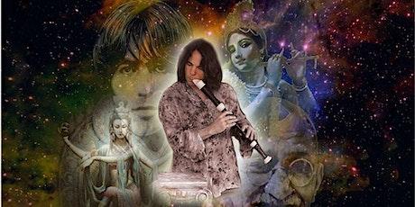 David Young: A Portal between Heaven and Earth concert and meditations. tickets