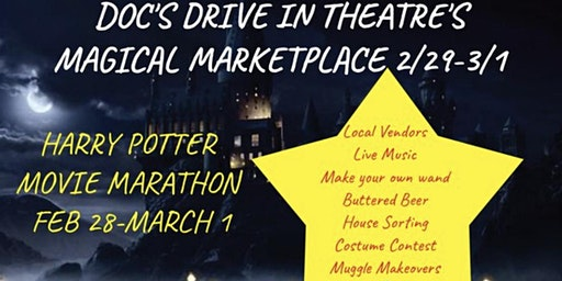 Doc's Drive in Magical Marketplace