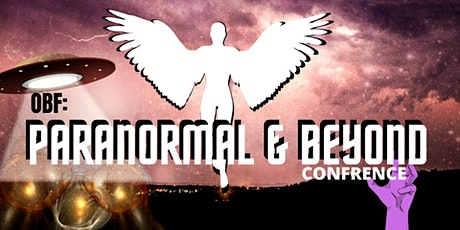 OBF: Paranormal and Beyond Conference tickets