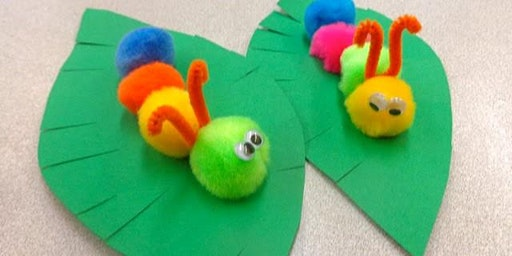 NORTHSIDE Happy Hour Craft: Cute Caterpillars (For All Ages)
