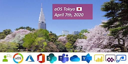 aOS Tokyo  April 7th, 2020