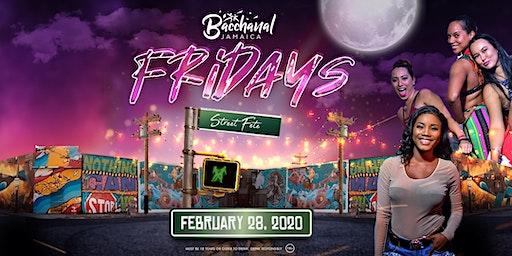 Bacchanal Fridays 2020 - Street Fete - Tickets - $17.88