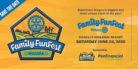 Niagara Family FunFest 2020 tickets