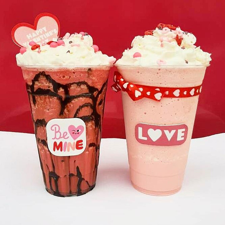 Coffee & Dessert Reservations at Moji Coffee for Valentine's Weekend image