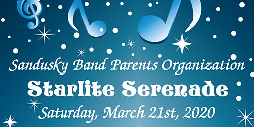 Sandusky Band Parents Starlite Serenade Fundraiser
