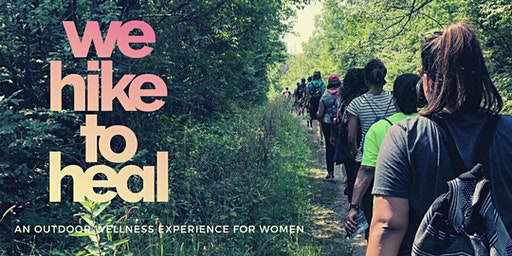 We Hike to Heal with AdventurUs Women