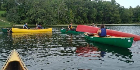 ORCKA Basic 1-2 (tandem) Canoeing Certification tickets