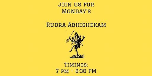 Rudra Abhishekam