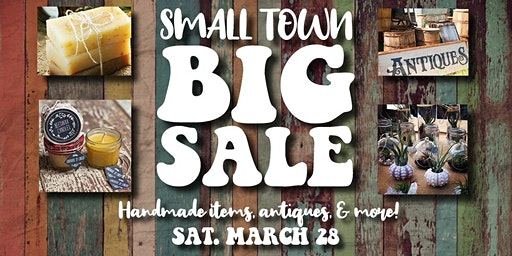 Small Town Big Sale