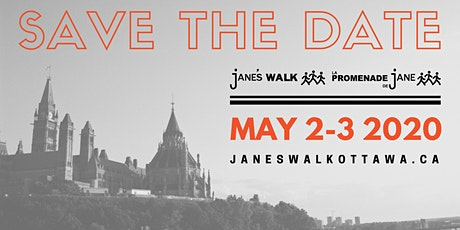 Jane's Walk- La Promenade de Jane 2020 tickets