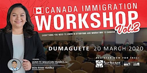 Canada Immigration Workshop - DUMAGUETE