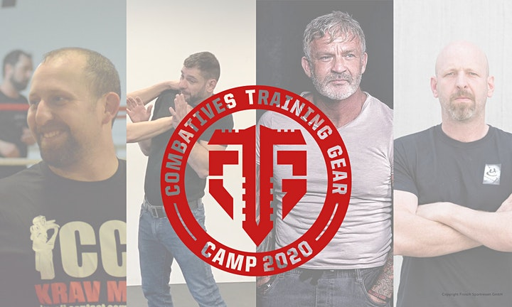 Combatives Training Gear Camp 2020 Greece - One Week full of Selfprotection: Bild