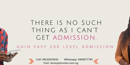 Admission Open Day