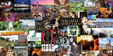 Cork Cultural Great Gatsby Gala, 8th,9th & 10th July 2020, Cork, Ireland tickets