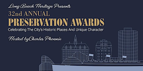 2020 Long Beach Heritage Preservation Awards tickets