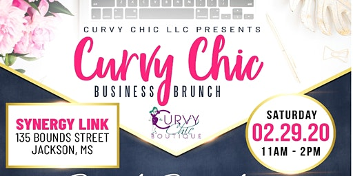 Curvy Chic Business Brunch
