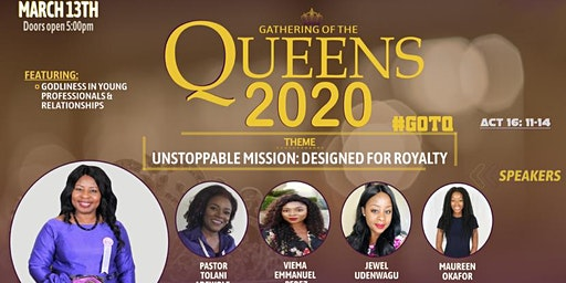 Gathering of the Queens 2020!