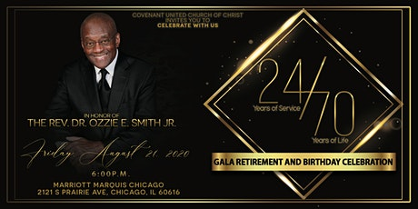 Gala Celebration Honoring The Rev. Dr. Ozzie E. Smith Jr. tickets