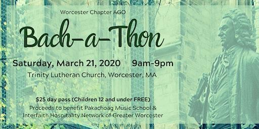 Worcester AGO Bach-a-thon 2020